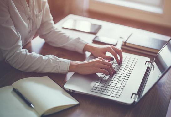 como fazer um blog